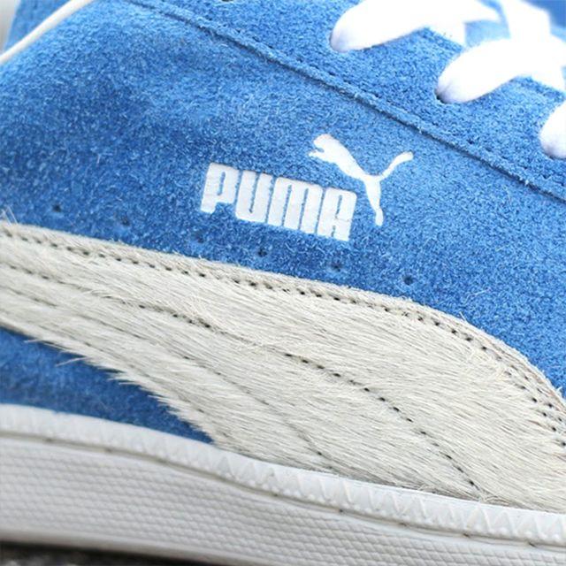 Atmos X Puma First Round Nautical Blue