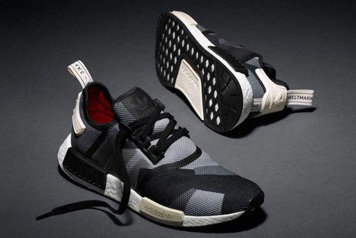 Adidas Nmd Geometric Camo