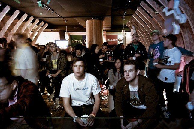 Sydney Atrium Nike 1