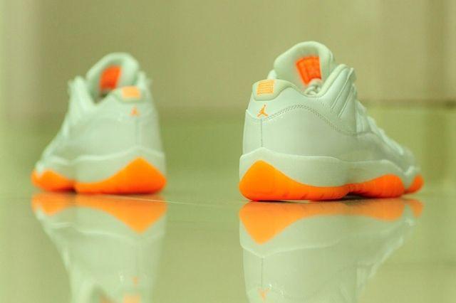 Air Jordan 11 Gs Citrus 1