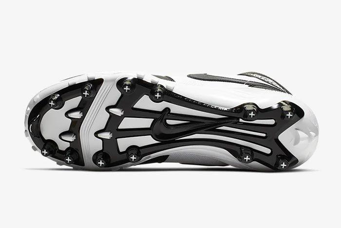 Air Jordan 1 Td Mid White Black Outsole