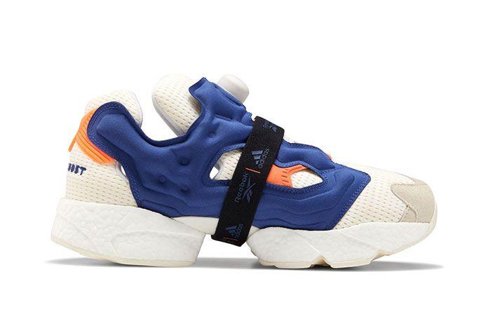 Reebok X Adidas Instapump Fury Boost Side Profile Shots3