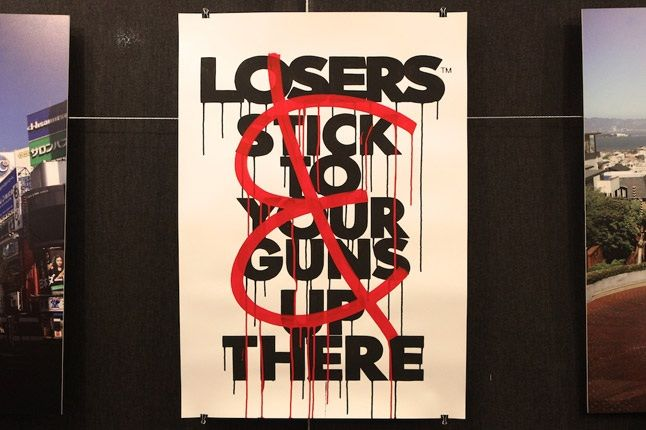 Losers Launch Stick To Your Guns 1