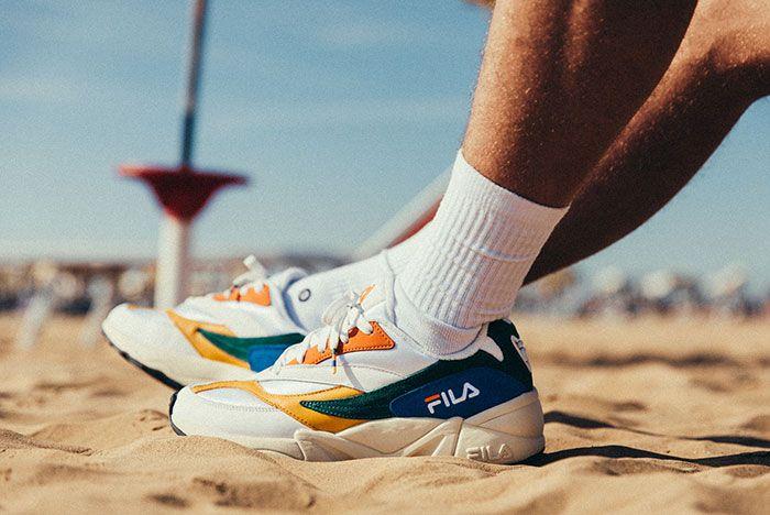 Asphaltgold Fila Ituristi On Foot Sand