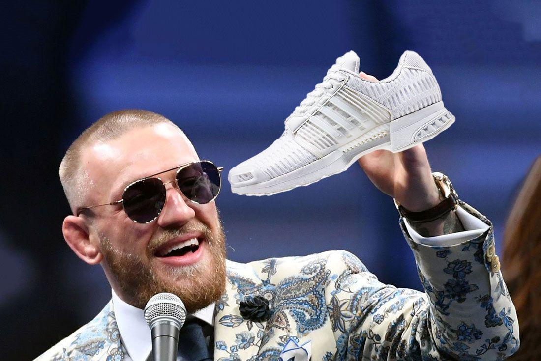 Conor Mcgregor Sneaker Freaker