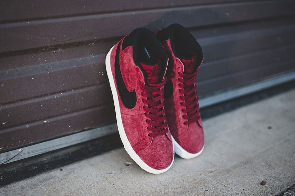 Nike Sb Blazer Se Premium Team Red 3