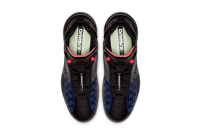 Nike Air Max 720 Waves Blue Void Red Orbit Black Bq4430 400 Release Date Top Down