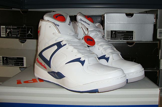 Rebecca Dahms Wmns Basketball Collection Reebok Bringback Pump 1