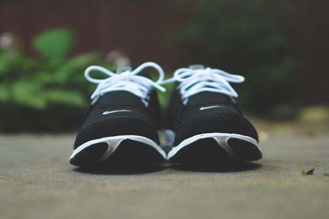 Nike Lunar Presto Black White 4