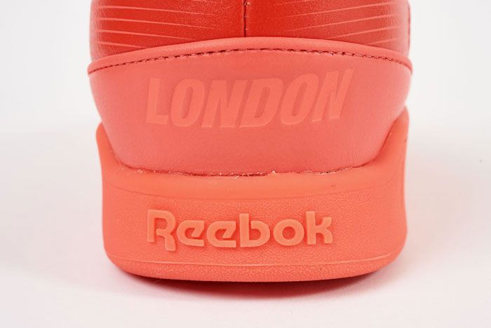 Palace Pro Workout Low Red Heel London