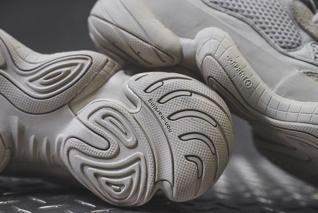 Yeezy Desert Rat 500 On Foot Sneaker Freaker 2