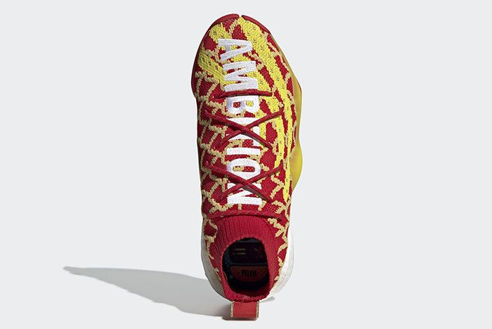 Pharrell Adidas Crazy Byw Chinese New Year 7