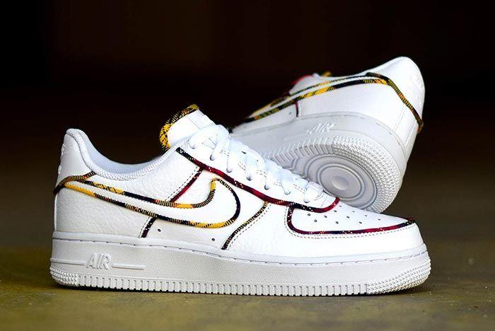 Nike Air Force 1 Tartan Release 2