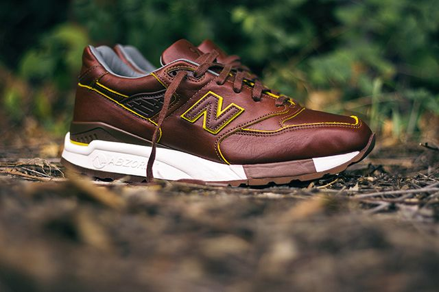 Horween Leather New Balance Pack 2