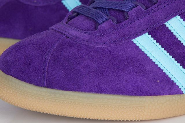 Adidas Originals Trimm Star Collegiate Purple Crystal Blue 2
