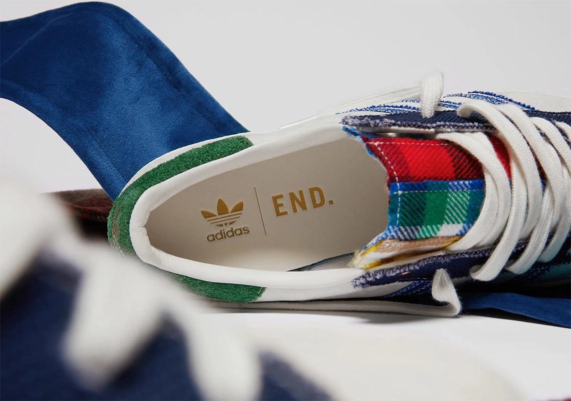 END adidas Superstar Alternative Luxury FX0586