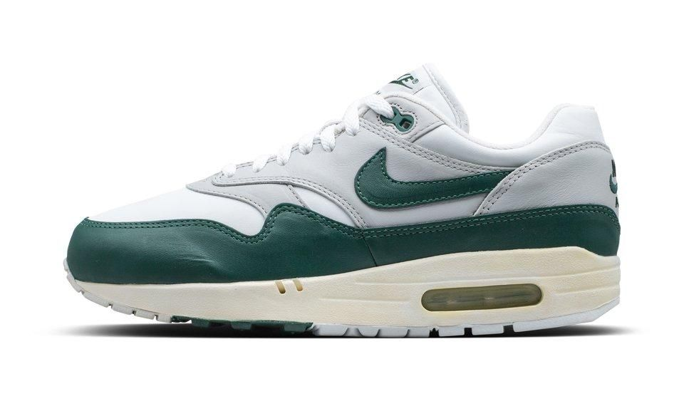 Air Max 1 Leather 22 Forest Green22 2