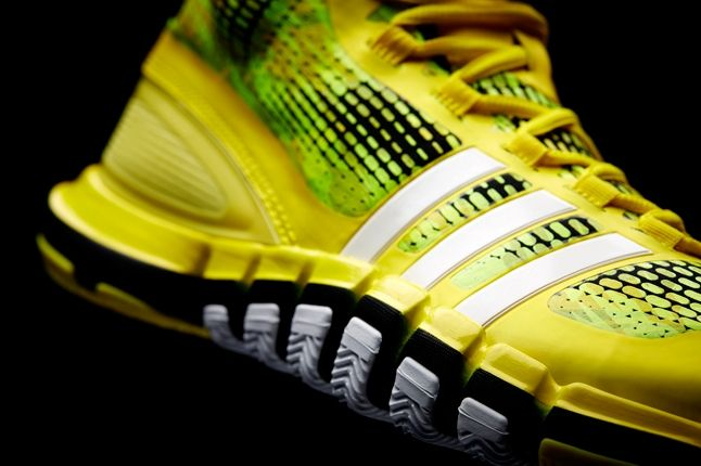 Adidas Crazyquick Electricity Outer Midfoot Detail 1