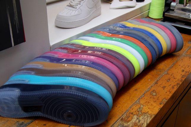 Nike Bespoke Soles 2 1