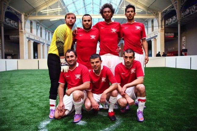 Nike Paris City Cup 11 1