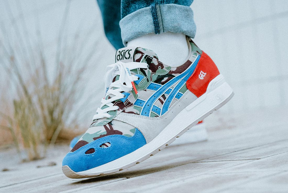 Snipes X Asics Urban Jungle Pack 8
