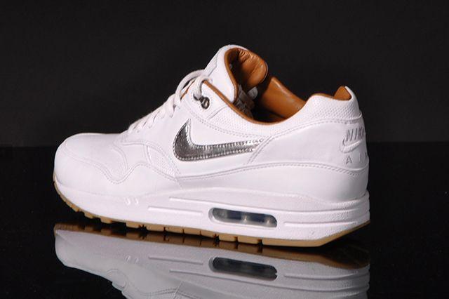 Nike Air Max 1 Fb Woven Silver Gum1