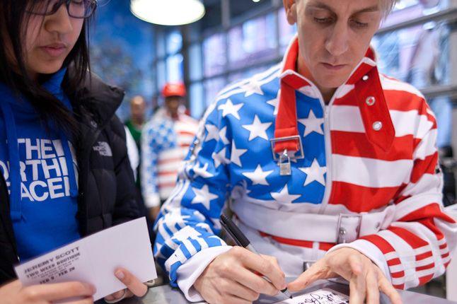 Jeremy Scott In Store Adidas Originals Soho New York 35 1