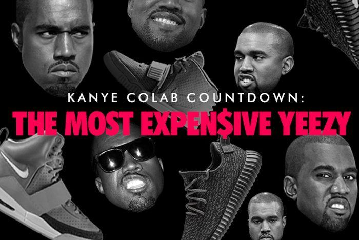 Most Expensive Yeezy