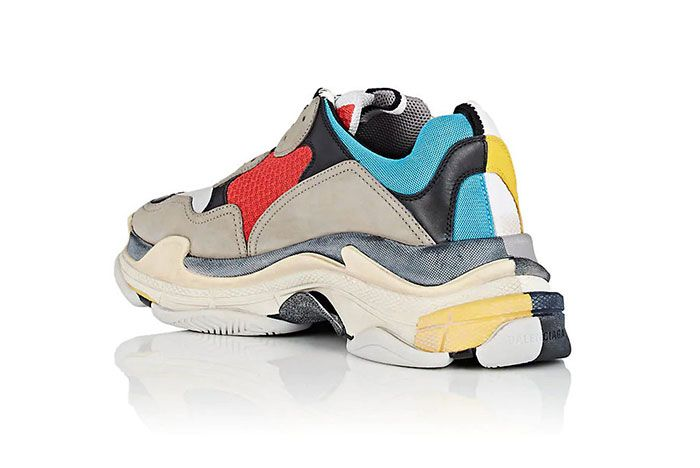 Balenciaga Triple S Half And Half Philippines Release 75