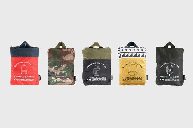 Herschel Supply Co Fall 13 Packable Collection 1