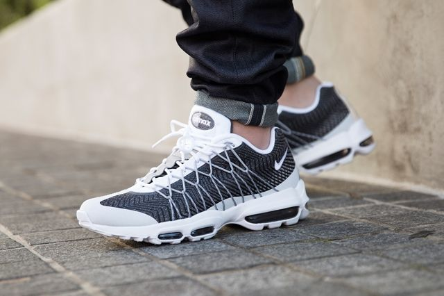 Nike Am95 Jacquard Grey Hype Dc 1