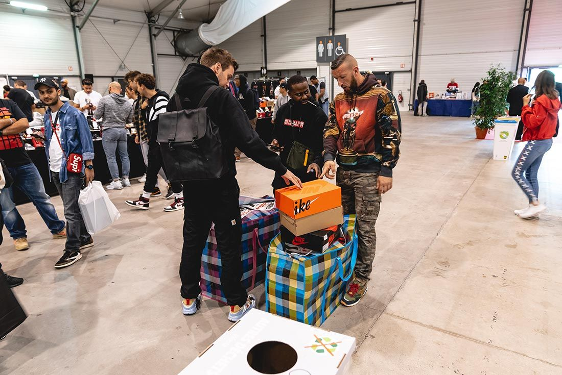 Sneakerness Paris Sneaker Deal
