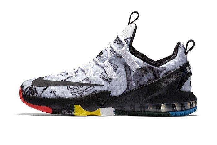 Lebron James Foundation Nike 13 4