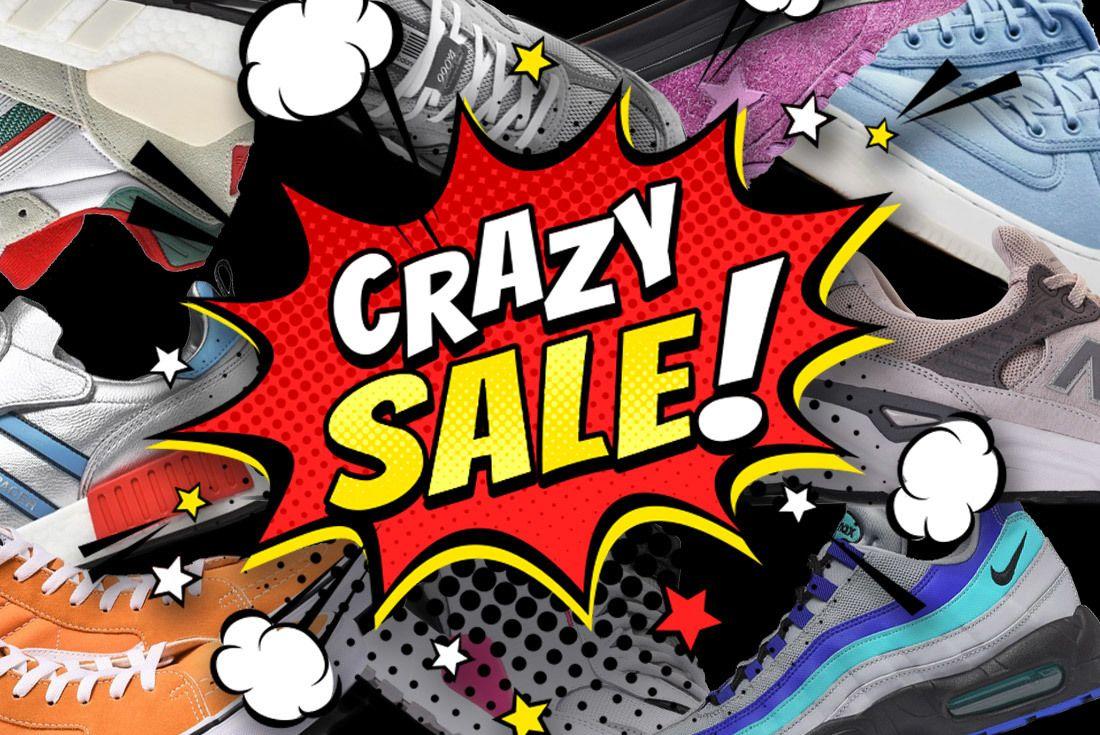 Black Friday Sneaker Sales Header
