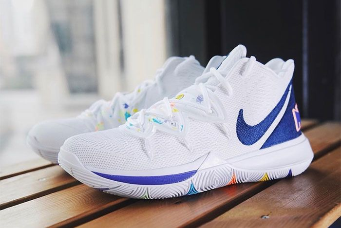 Nike Kyrie 5 Have A Nike Day Side Shot 1
