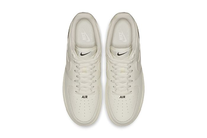 Nike Air Force 1 Low Sail Team Red New Branding 3