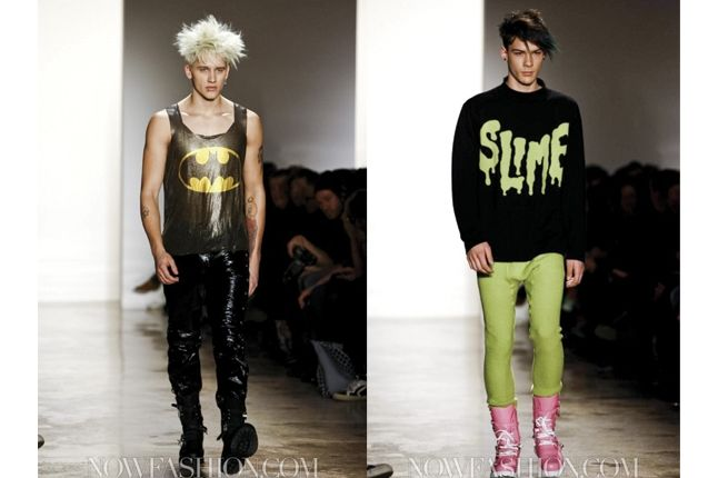 Jeremy Scott Ny Fashion Week 4 1
