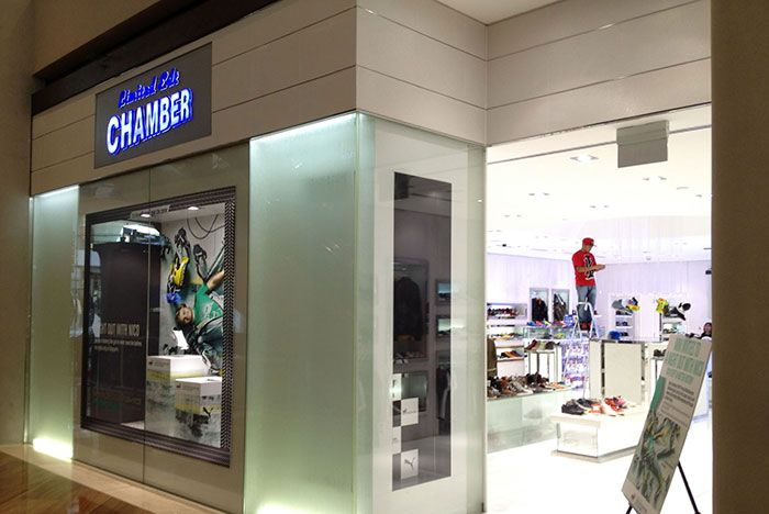Limited Edt Chamber Marinabaysands