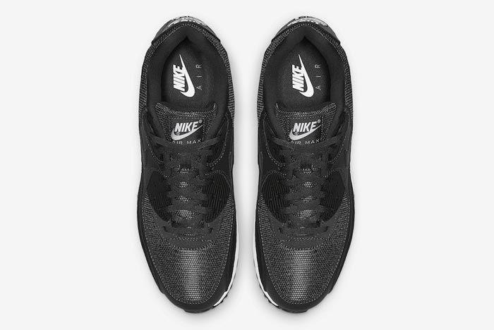 Nike Air Max 90 Anthracite Black Top