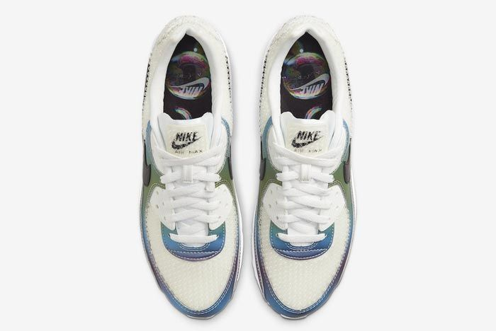 Nike Air Max 90 Multicolour Bubbles Top