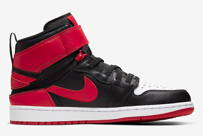 Air Jordan 1 Flyease Gym Red Right