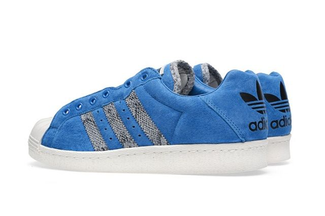 Adidas Ultrastar 80S Run Dmc Bluebird 1