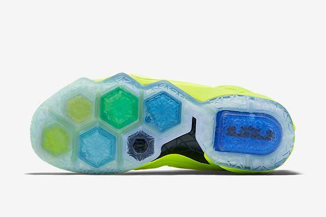 Nike Lebron 12 Tennis Ball
