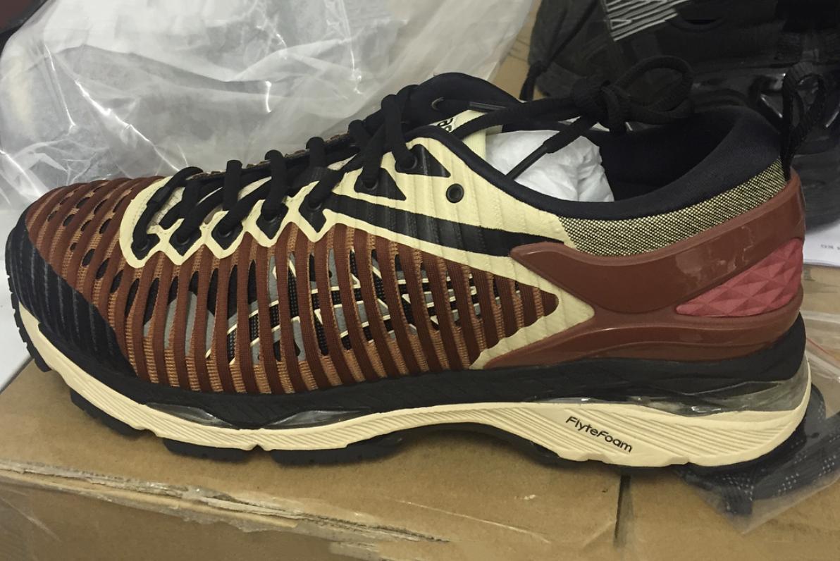 Kiko Kostadinovs New Asics Gel Delve 1 Sneaker Freaker
