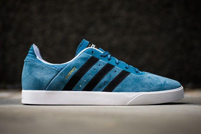Adidas Busenitz Adv Stone Blue 5