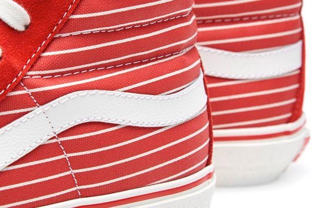 Vans Vault Og Sk8 Hi Lx Stripes Pack 1