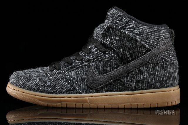 Nike Sb Dunk High Warmth Pack 01