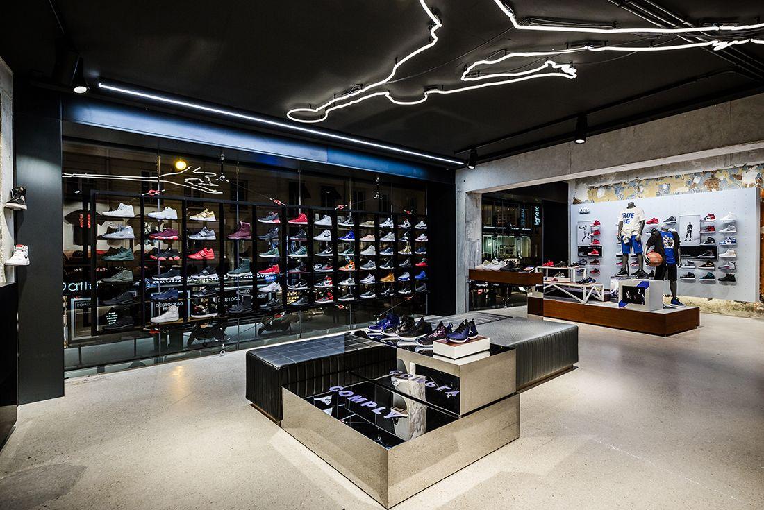 Jordan Brand Opens Incredible Pinnacle Store In Paris15