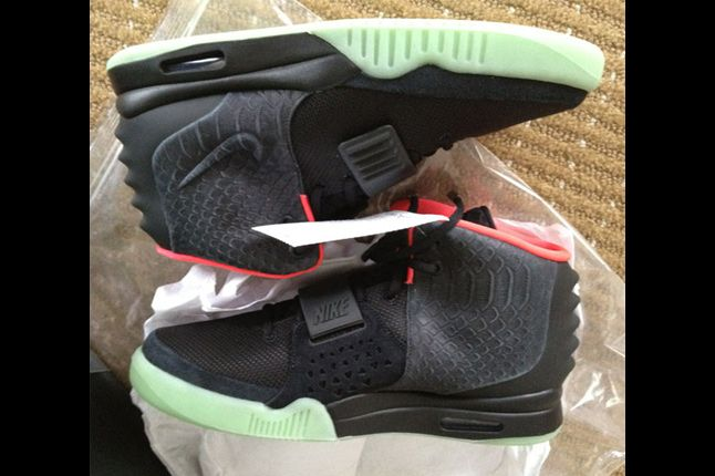 Nike Air Yeezy 2 Up Close Look 03 1