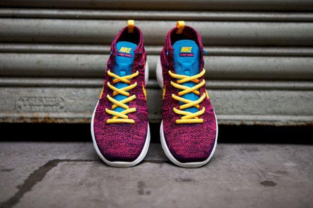 Nike Lunar Flyknit Chukka Grand Purple 6